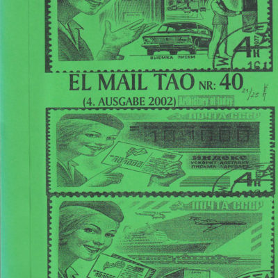 el mail Tao, Nr. 40, Aug. 2002