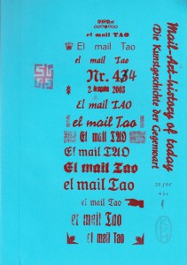 El mail Tao Nr. 44, April 2003,